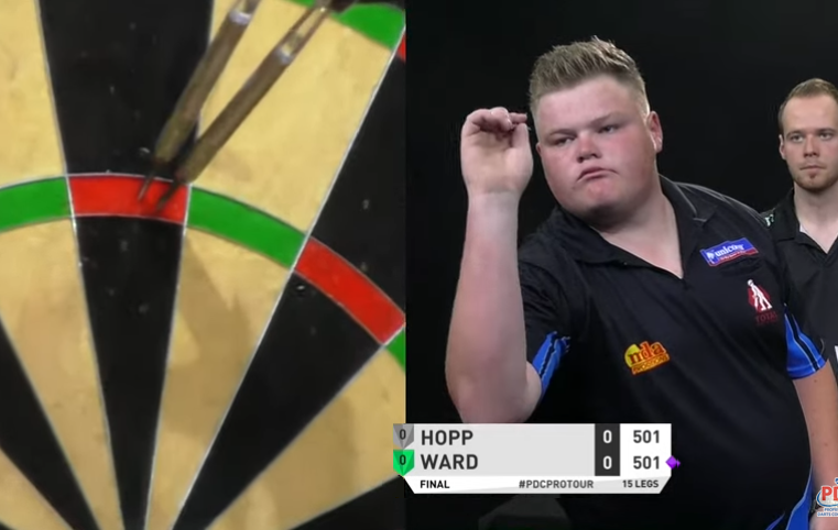 Watch 21 Year Old Harry Ward Win Players Championship 16 Final