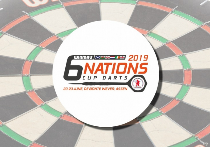 Livestream: Winmau Six Nations Cup 2019 Friday