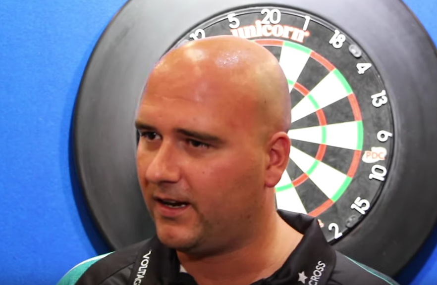 "Rob Cross: ""This Was The Most Disrespectful Crowd I Ever Played Against"""