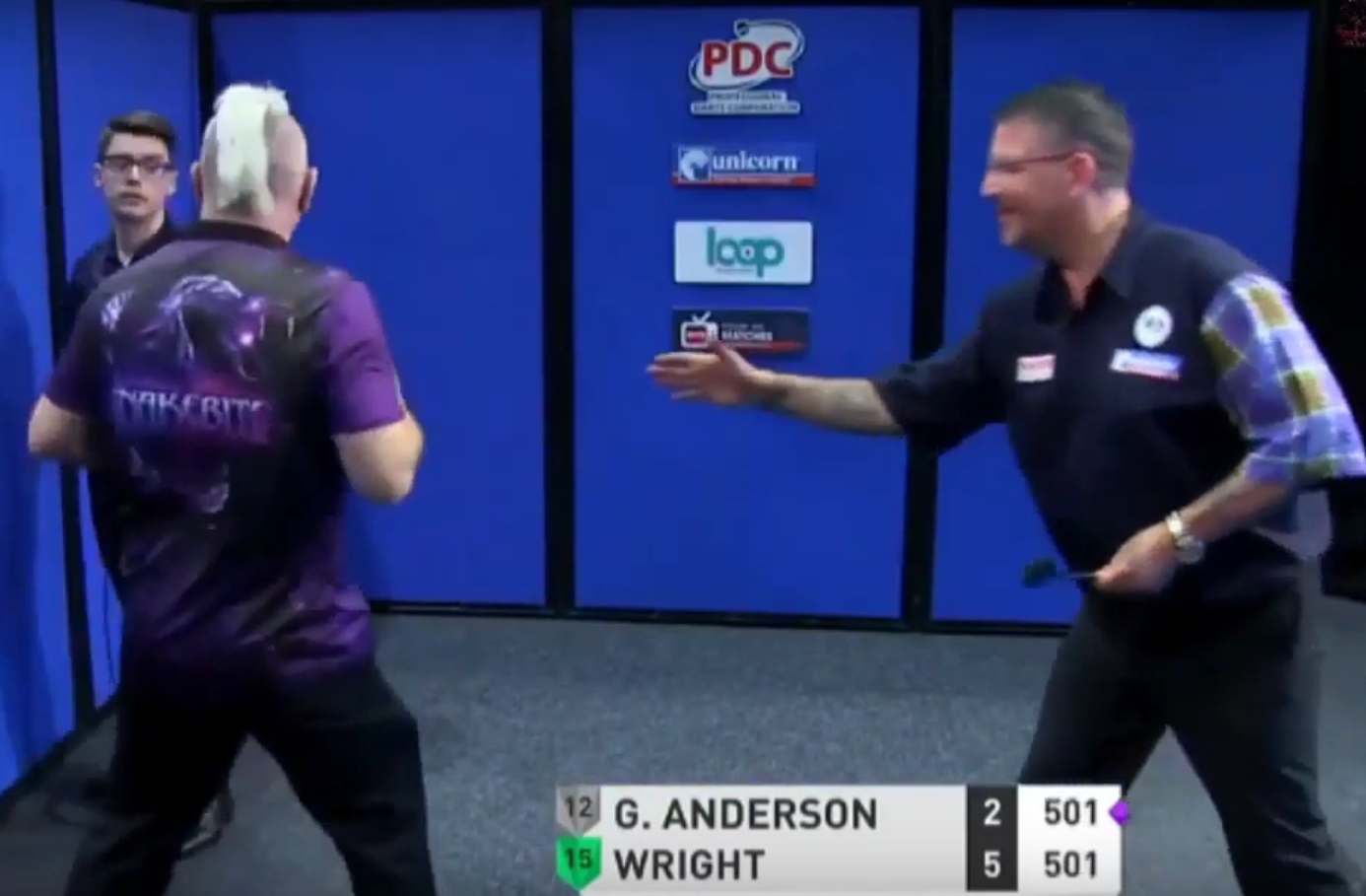 Peter Wright And Gary Anderson Think Game Is Over AGAIN