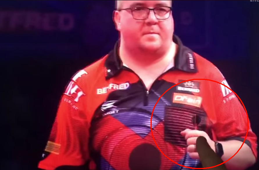 Is This Why Stephen Bunting Had Such A Great Comeback?!