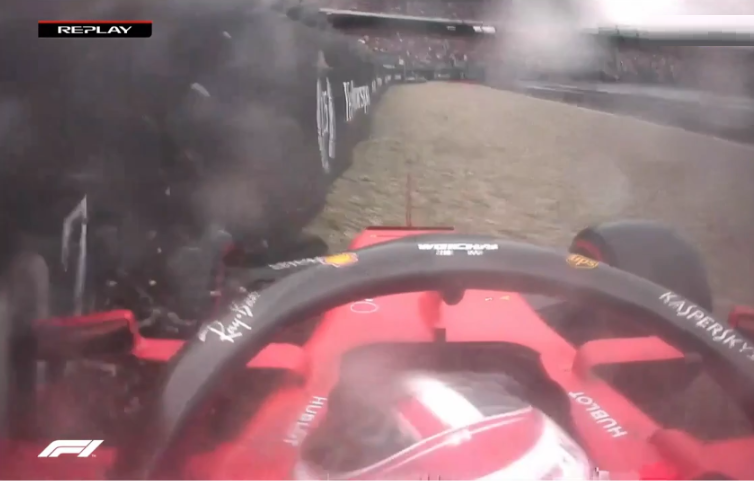 Watch All Crashes Of German Grand Prix 2019
