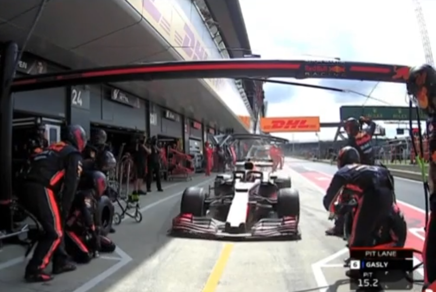 Red Bull Set A New World Record With 1.91 Seconds Pit Stop