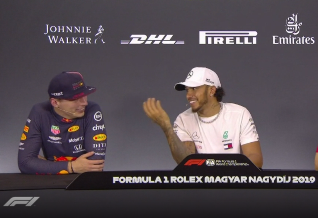 Lewis Hamilton And Max Verstappen On Possible Alonso F1 Rentree