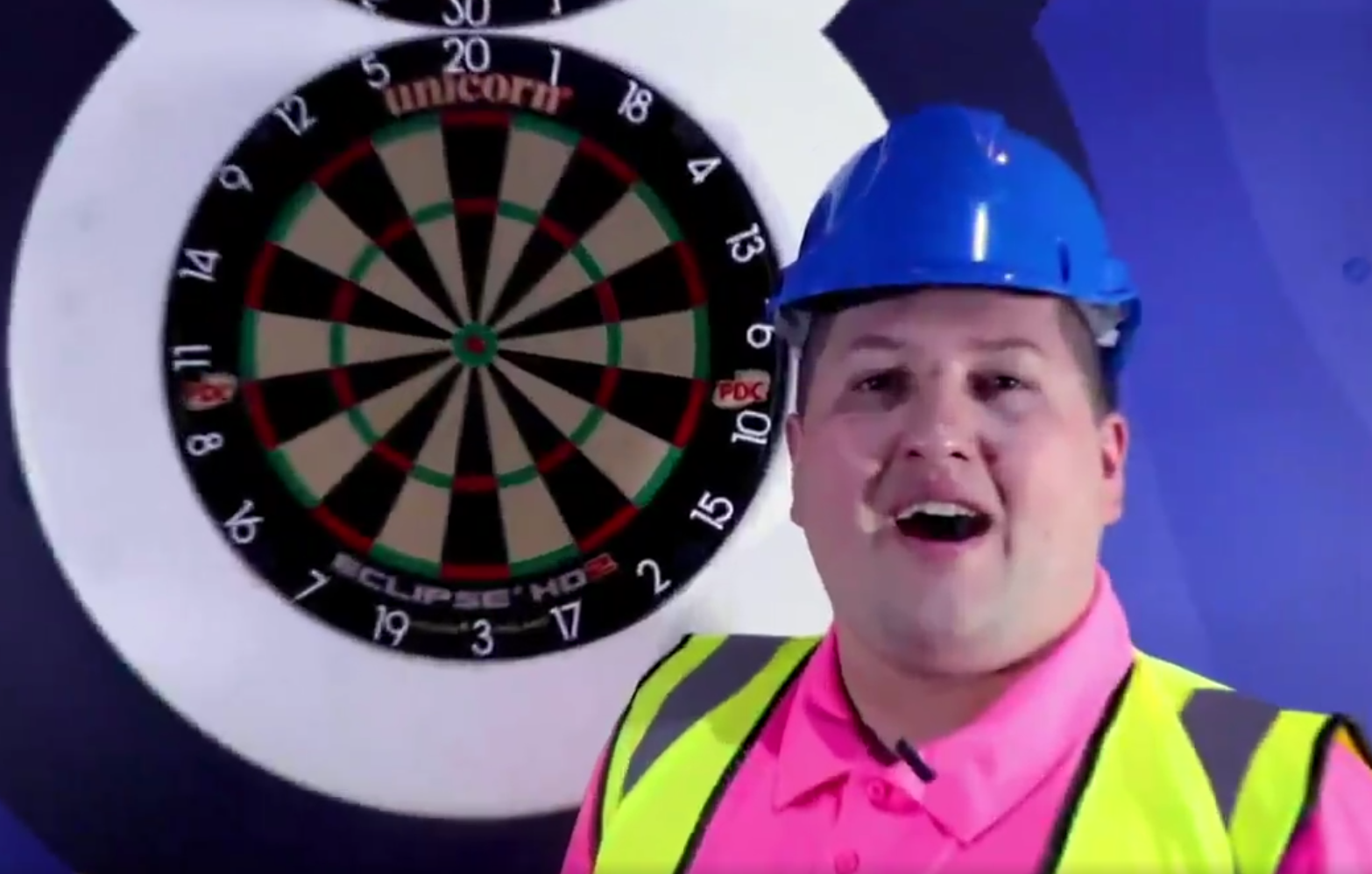 Watch Heavy Duty Gloves Challenge With Former PDC World Youth Champion