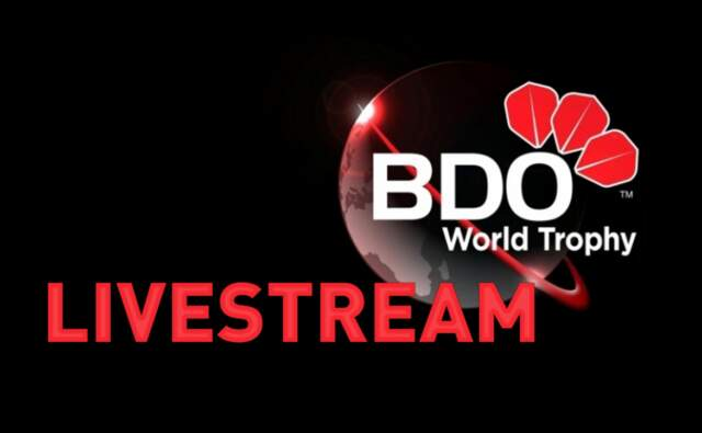 Livestream BDO World Darts Trophy [Official]