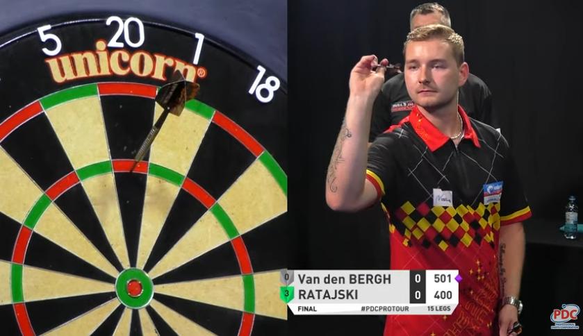 Watch Players Championship 21 Final: Ratajski v Van den Bergh