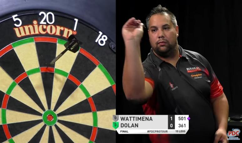 Watch Players Championship 22 Final: Dolan v Wattimena