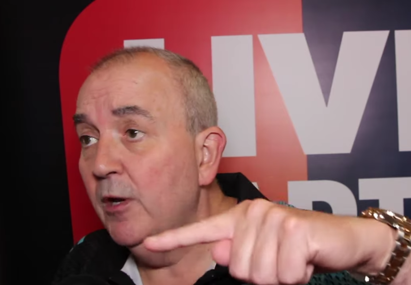 "Phil Taylor: ""I'm going to come back if practice with new darts goes well"""