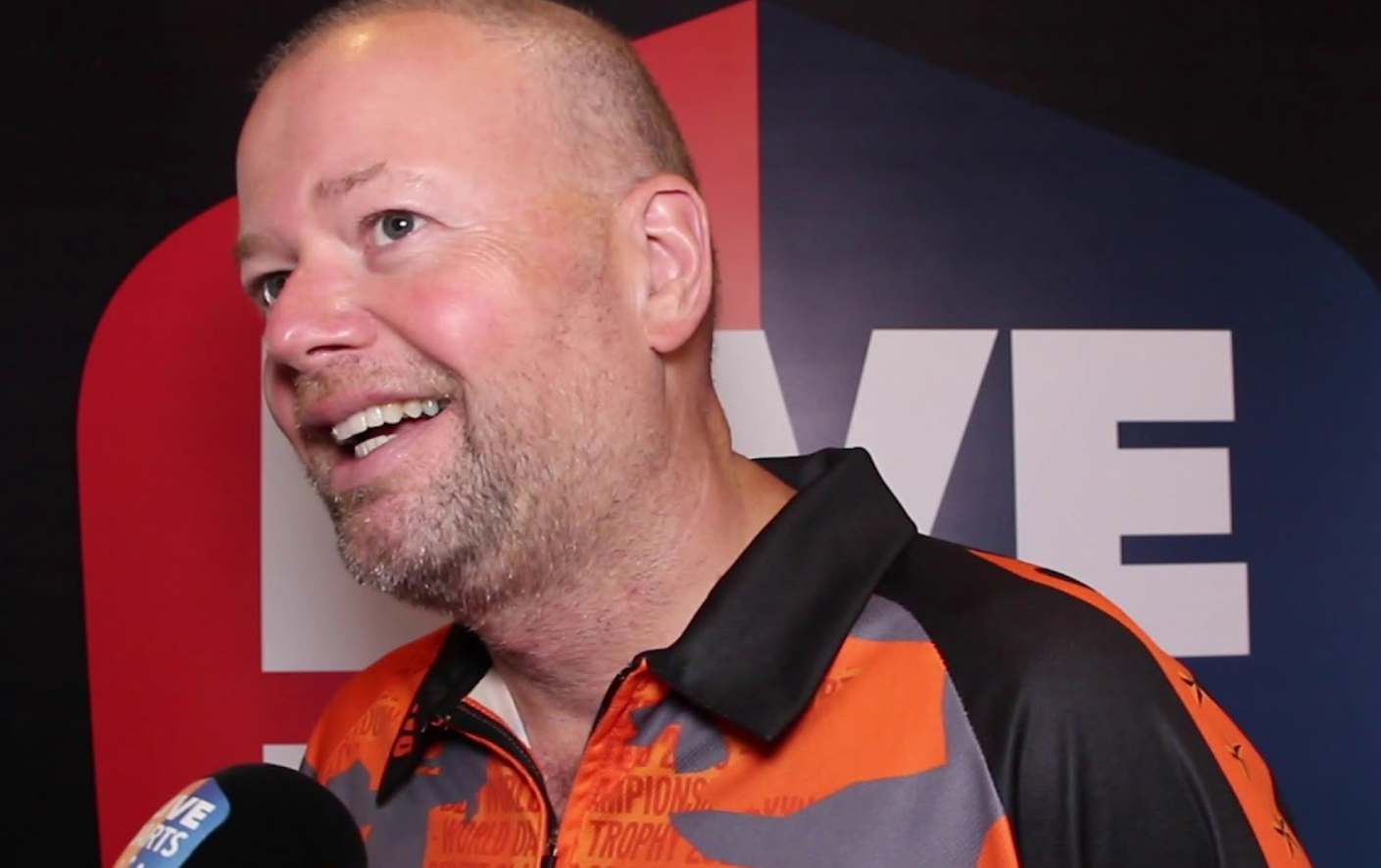 Raymond van Barneveld Speaks About Rumours Of Continuing After This Year