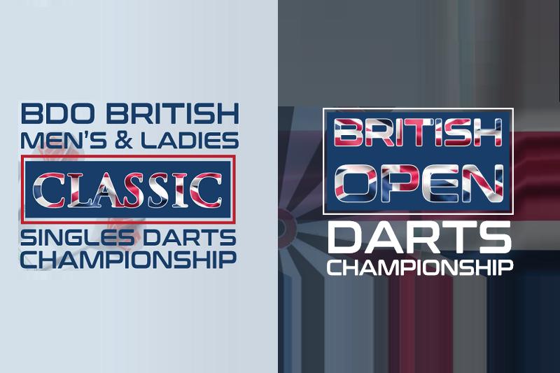 Livestream: BDO British Classic & British Open