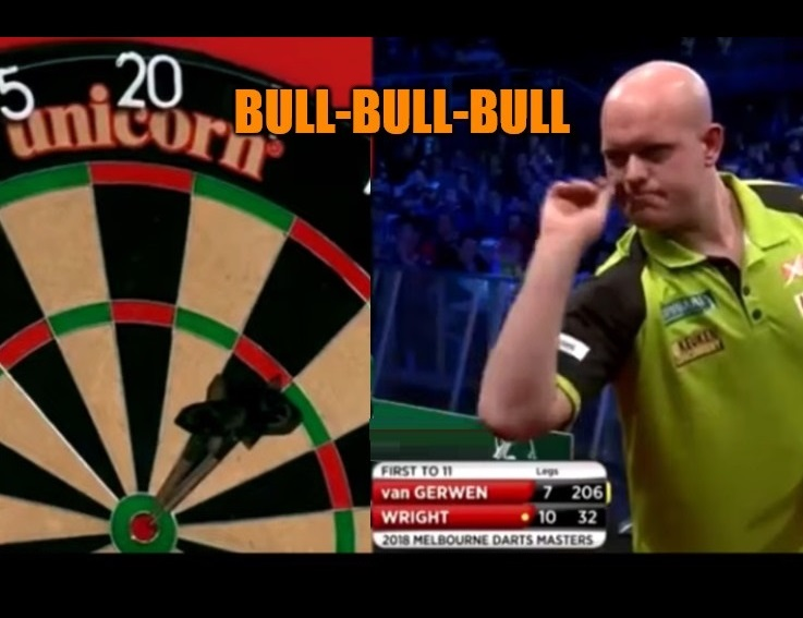 Top 16 Rarest Things That Happened In A Darts Match