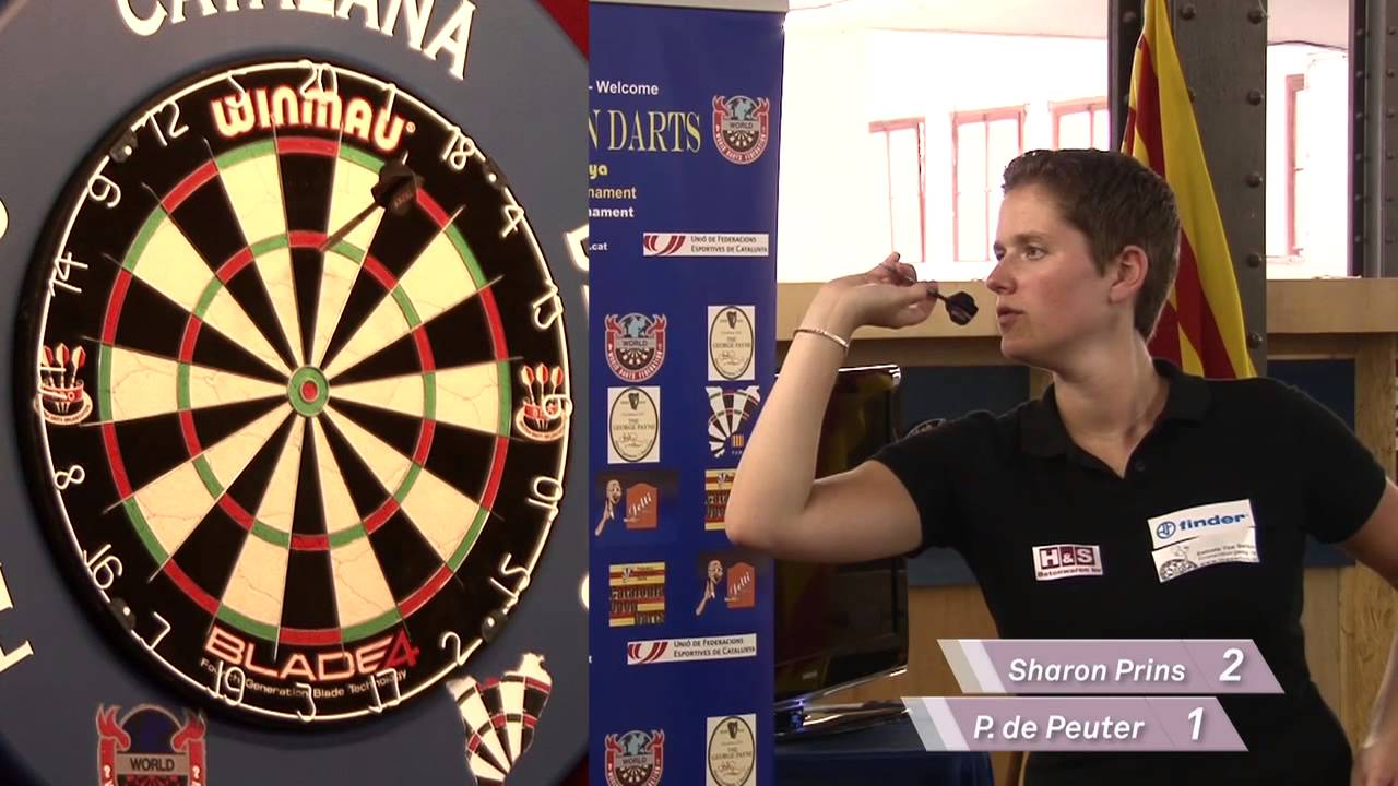 Livestream: Catalonia Open Darts Finals