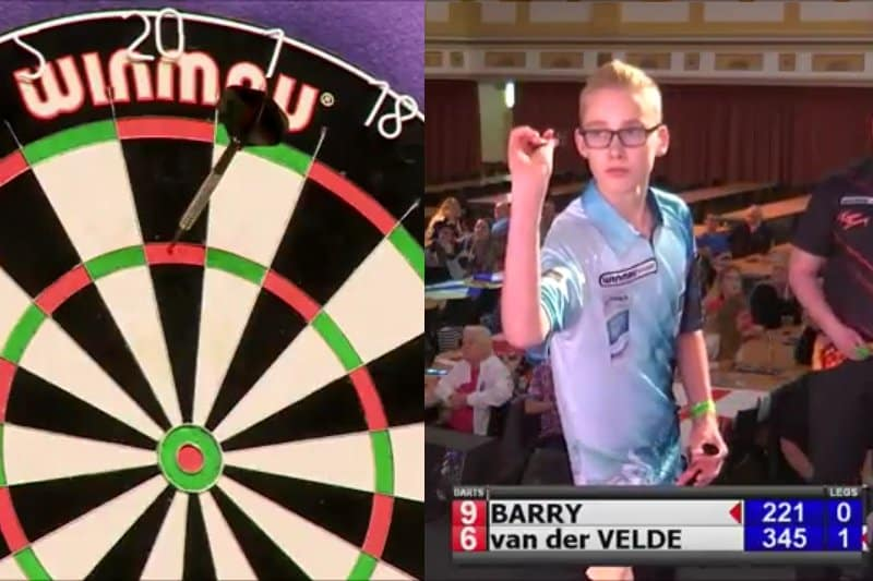 Livestream: JDC Junior World Darts Finals