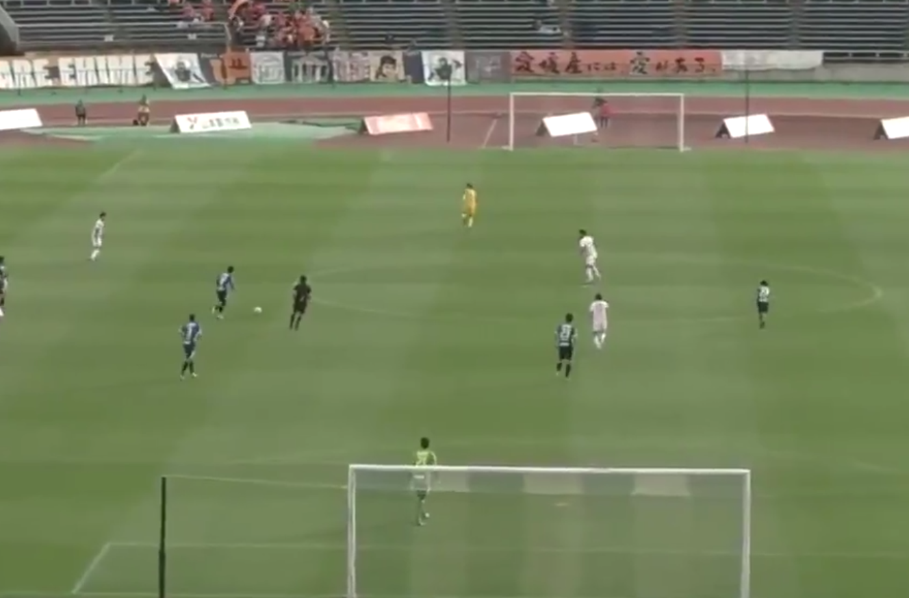 VIDEO: Two Goals From Own Half In Just Two Minutes