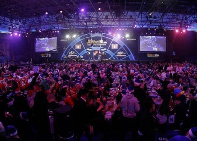 Can You Name All Nine Dart Finishes At PDC World Championships?