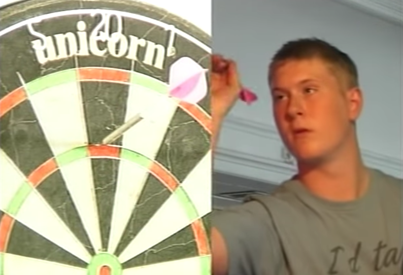 17-Year-Old Ricky Evans Shows His Fast 180 In Youth Game