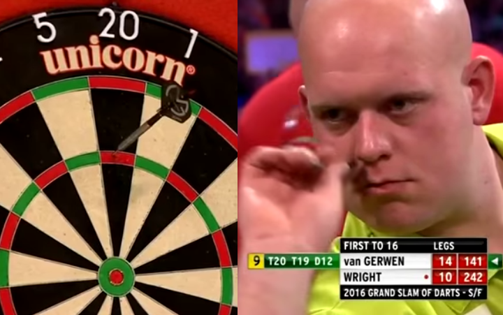 Michael van Gerwen Hits Most Remarkable 10-Darter Ever