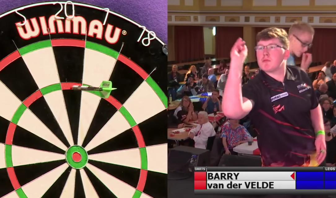 BDO Youth Player Has Hit A 9 Darter At Today's PDC Development Tour