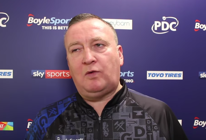"Glen Durrant: ""Don't Want To Speak To Michael Smith As I Demand More Respect"""