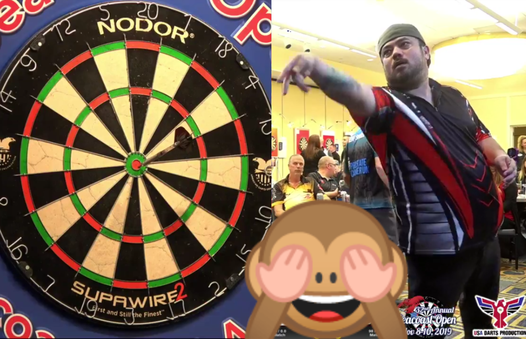 Danny Baggish Hits Another Great Bull-Bull Checkout At Seacoast Open