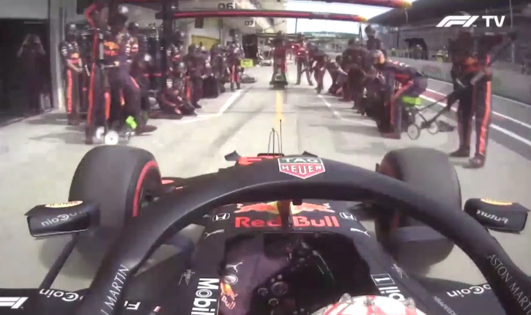 Red Bull Set A New World Record With 1.82 Seconds Pit Stop