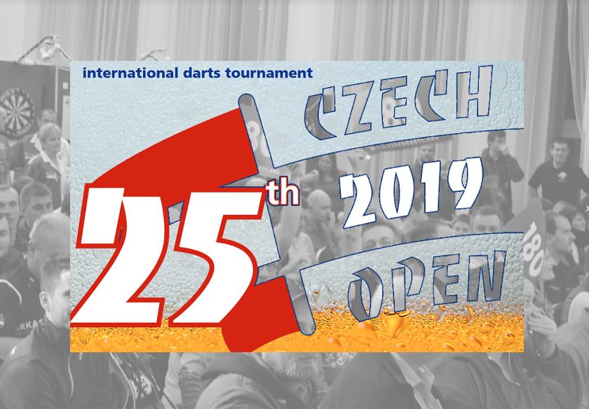 Livestream: Czech Darts Open 2019