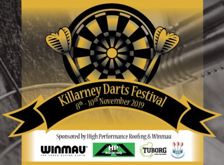 Livestream: Killarney Darts Festival 2019