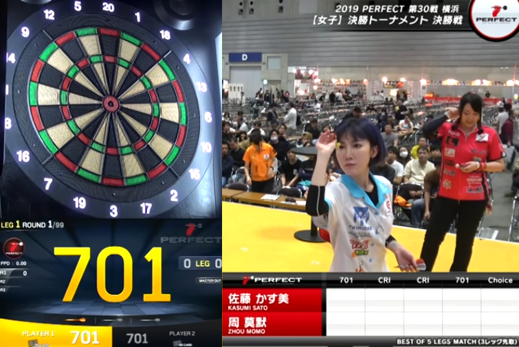 Zhou Momo Hits Incredible 150.21 Average In 701 Game Women Final