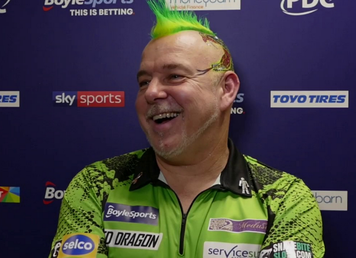 "Peter Wright: ""If Phil Taylor Was Here, He'd Still Be Ruling The World"""