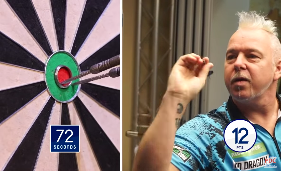 Wright, Cross & Smith Set New Bulls-Eye Record In 90 Seconds