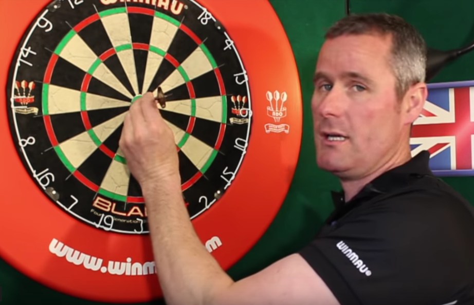 If You Hit 1,000 Points In This Game You Can Play BDO World Championship