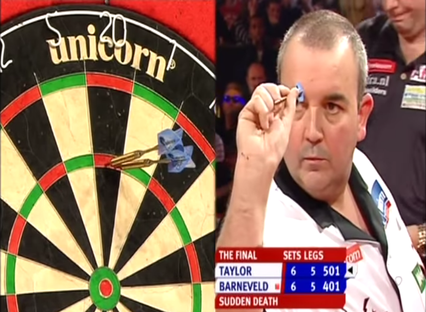 Watch Best Moment In PDC World Championship History