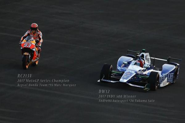 Who Is Fastest: MotoGP vs IndyCar