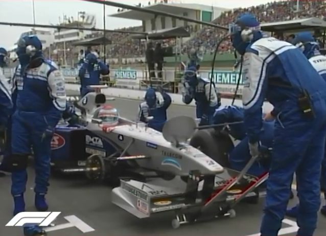 VIDEO: Worst Pit Stop Ever Seen in Formula 1 History In 41.8 Seconds