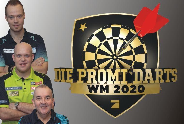 Watch Matches Promi Darts WM 2020 Again