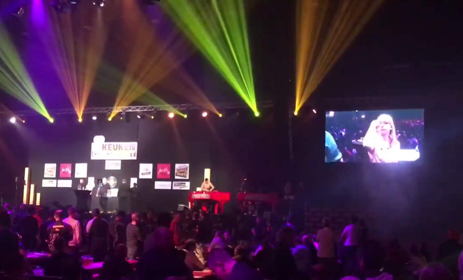 VIDEO: Fallon Sherrock Beats Darryl Fitton At Kings of Darts