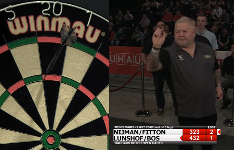 Livestream: Dutch Open Darts 2020 [Friday]