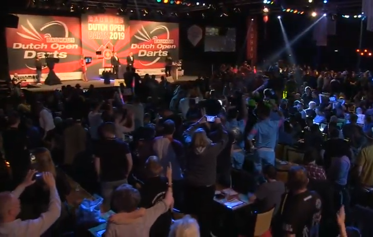 Livestream: Dutch Open Darts 2020 [Stage Matches]