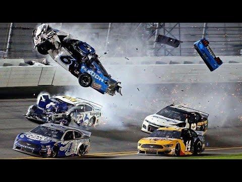 VIDEO: Ryan Newman's Horror Crash During Daytona 500