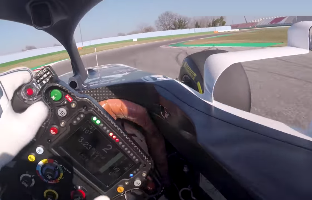 Get Onboard with Alpha Tauri From A Driver's Point Of View
