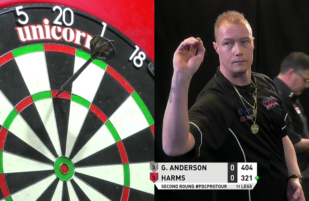 Wesley Harms Beats Gary Anderson In Thriller At Players Championship 3