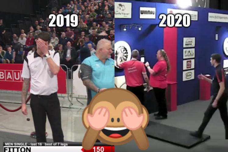 VIDEO: Dave Parletti Made Mistake At Dutch Open TV Lane AGAIN