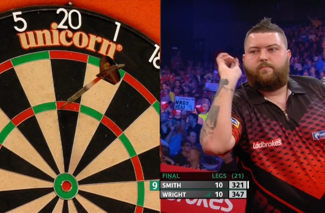 VIDEO: The Leg That Turned Into A Nightmare For Michael Smith