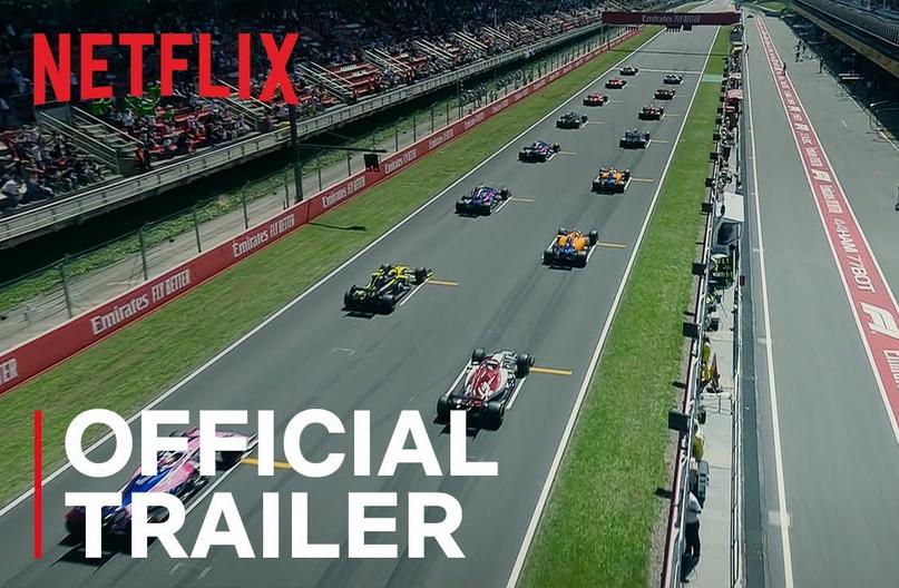 Formula 1: Drive To Survive Season 2 [Official Trailer + Episodes]