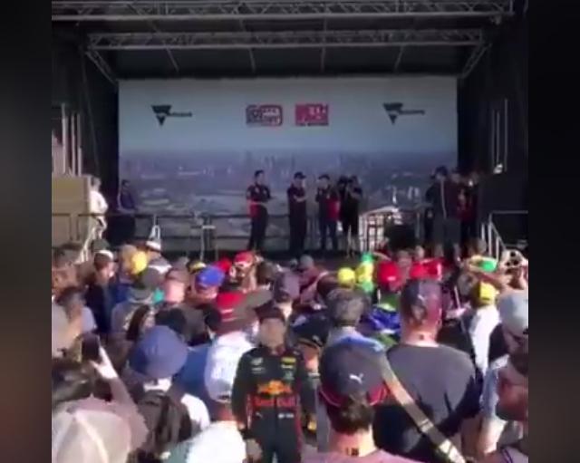 Max Verstappen Banter At Daniel Ricciardo Today 😅