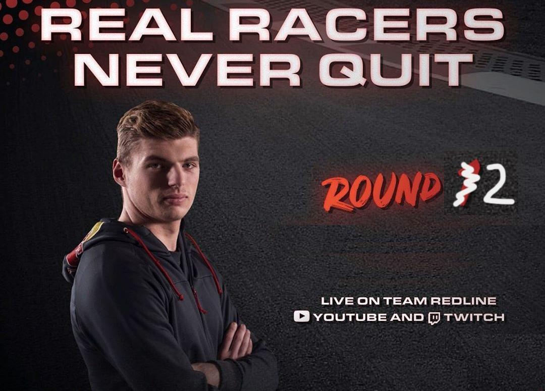 Livestream: Wednesday's Real Racers Never Quit Battle