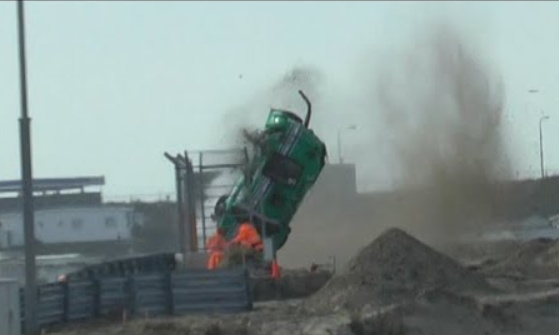 VIDEO: First BIG Crash At Renewed Zandvoort Circuit During GT3 Cup