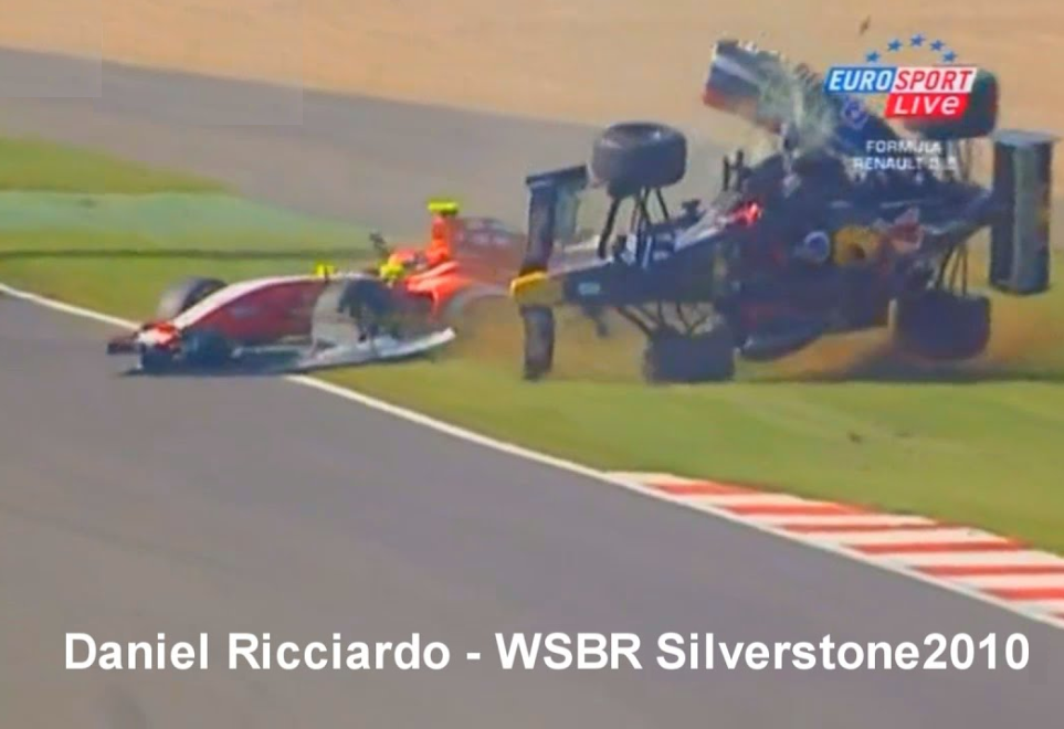2020 Formula 1 Drivers Biggest Feeder Series Crashes