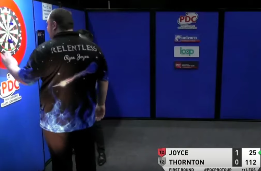 Ryan Joyce's Miscount During Players Championship Last Weekend